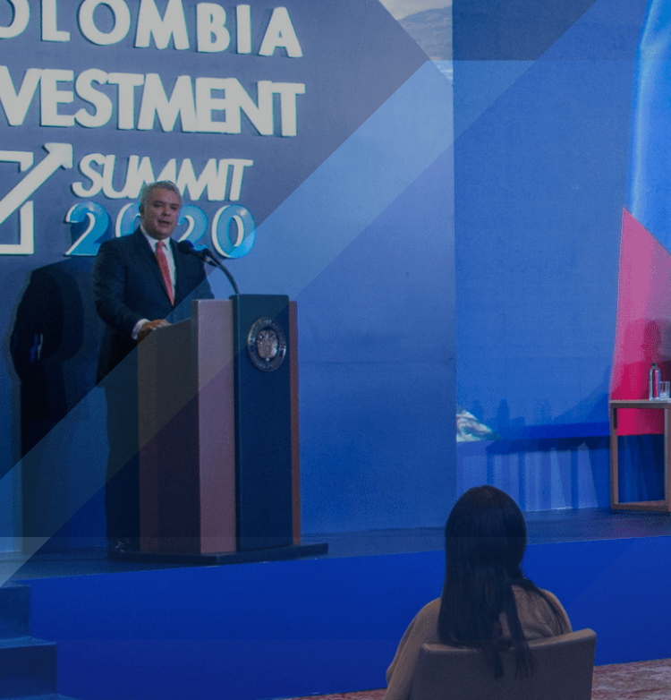 COLOMBIA INVESTMENT SUMMIT 2021 ?>