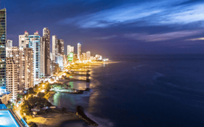 COLOMBIA INVESTMENT SUMMIT 2019 - hospitability and tourism infraestructure