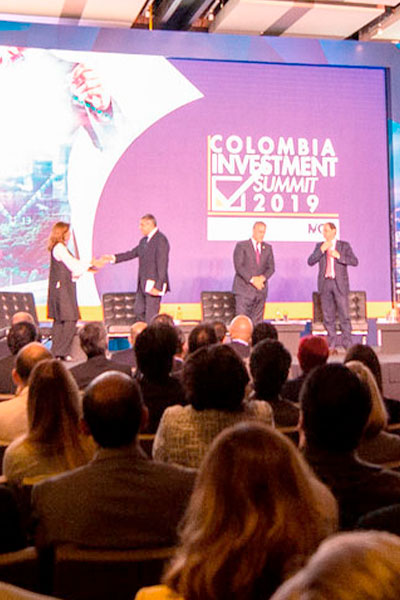 COLOMBIA INVESTMENT SUMMIT 2019 -  mobile 1
